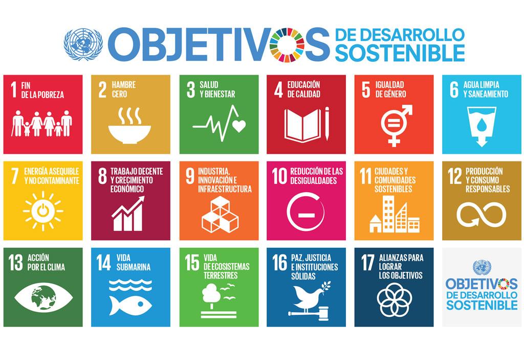Gráficos de Galápagos: Objetivos de Desarollo Sostenible © Naciones Unidas